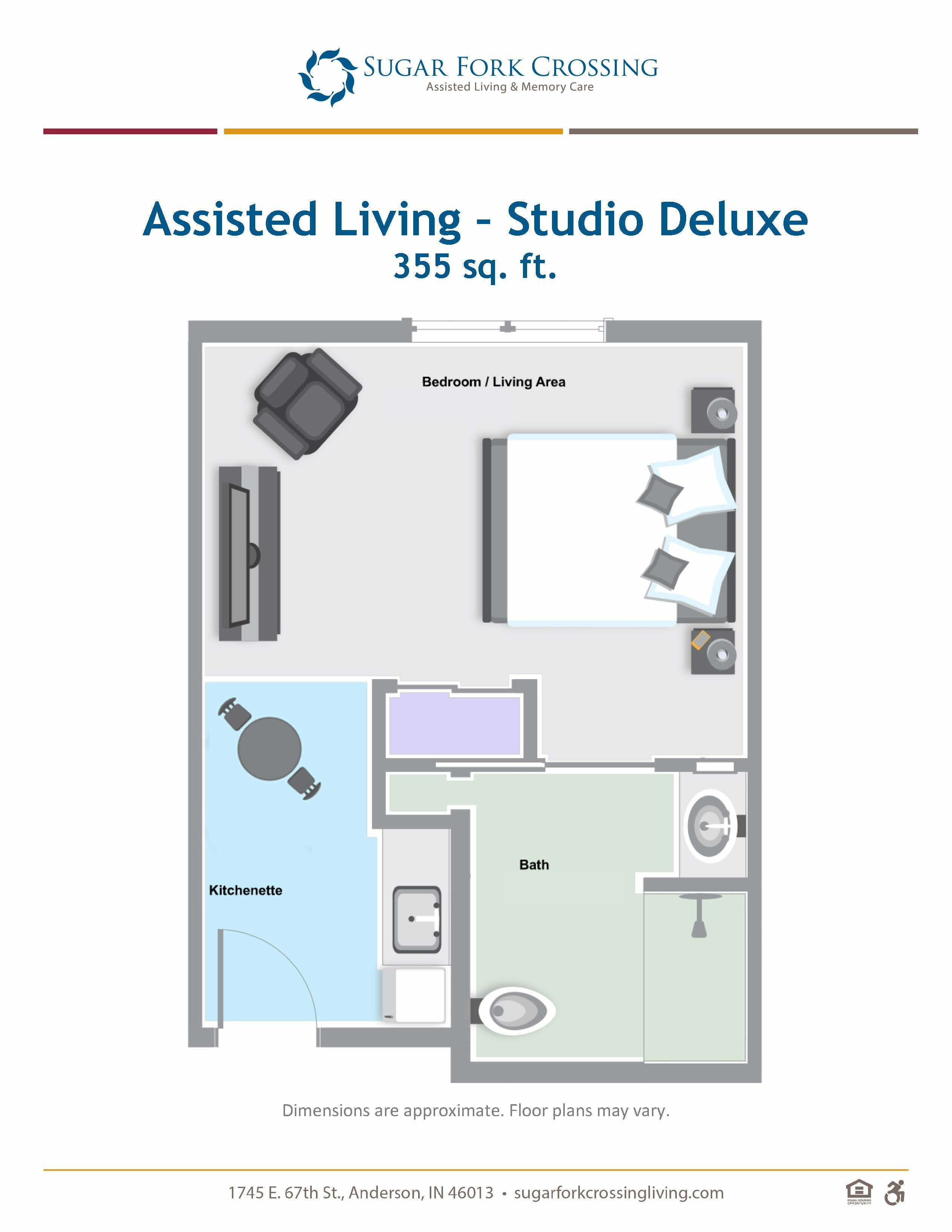 Sugar Fork_Floor Plan_AL_Studio Deluxe