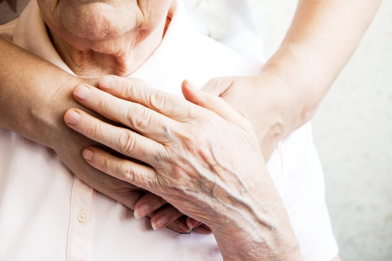 Coping with caregiver burnout